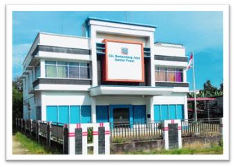 Kantor Pusat & TP